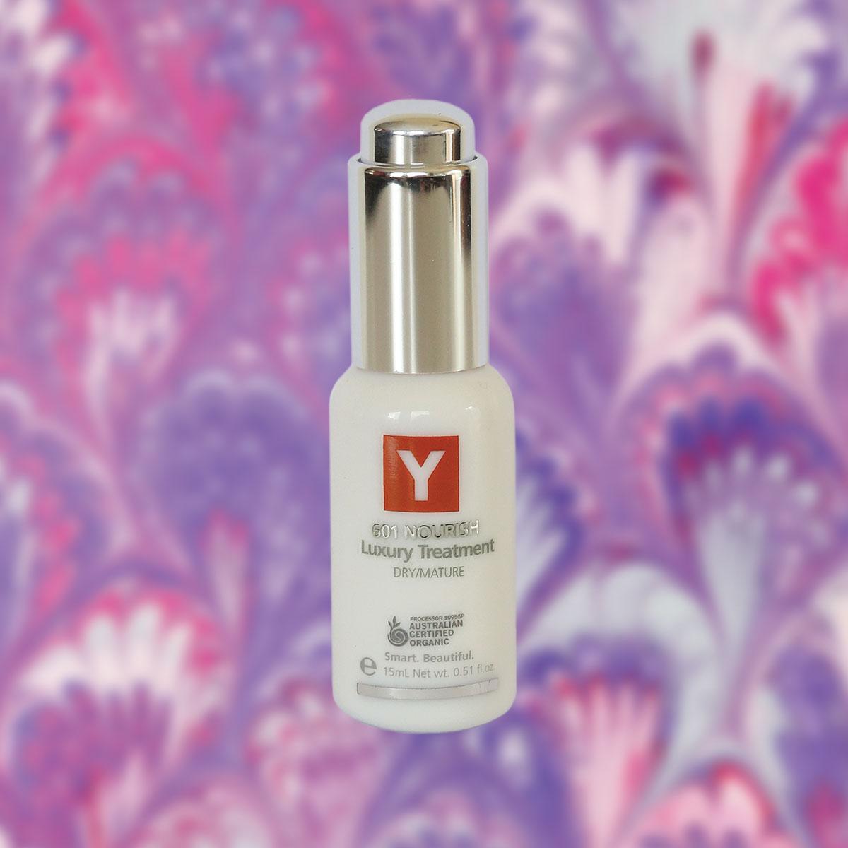 601 organic skin care dry skin